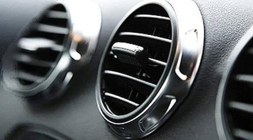 Autó szellőző nyílás