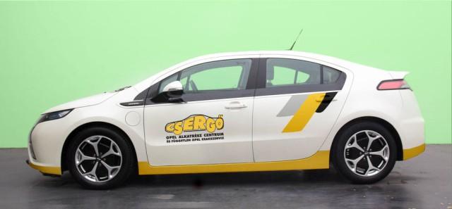 Opel Ampera javítás